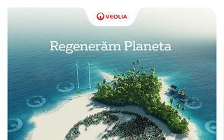 """""""Regenerăm Planeta"""", promisiunea grupului mondial Veolia, asumată și în România"""