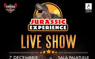 """Dinozaurii invadează lumea modernă! """"JURASSIC EXPERIENCE"""""""
