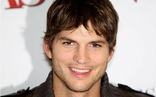 Ashton Kutcher vrea să producă biberoane handsfree