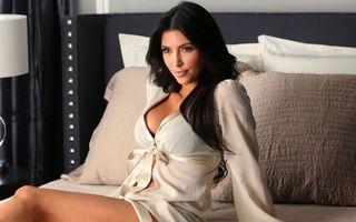 Kim Kardashian şi-a promovat filmul porno ca să devină vedetă