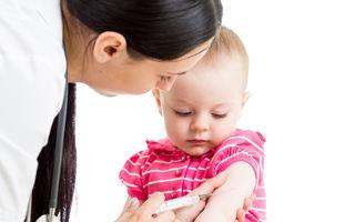 8 vaccinuri vor fi obligatorii pentru înscrierea copiilor la grădiniţă/şcoală