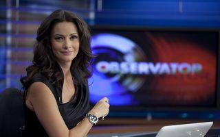 Andreea Berecleanu s-a enervat după dezvăluirile despre plecarea din Pro TV