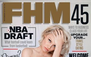 Pamela Anderson a pozat nud la 48 de ani