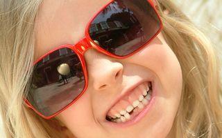 Dinții copiilor pot fi îndreptați începând de la vârsta de 6 ani