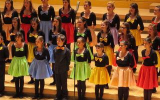 """CORUL DE COPII RADIO cântă în FINALA de la MUNCHEN a Concursului """"LET THE PEOPLES SING"""""""