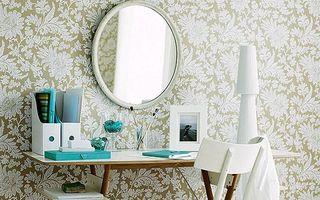 Casa ta. Cum să-ţi amenajezi un birou acasă, chiar dacă nu ai suficient spaţiu. 30 de imagini