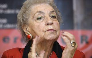 Paula Iacob a murit la vârsta de 83 de ani