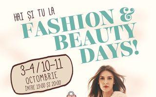 adidas, Reserved, C&A și multe alte branduri își vor prezenta colecțiile de toamnă-iarnă în cadrul Fashion & Beauty Days, în Mega Mall