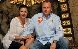 Irina de la A.S.I.A s-a măritat
