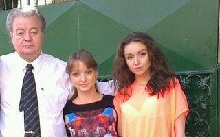 Moştenirea lui Vadim Tudor: două fiice fără viitor şi pline de datorii!