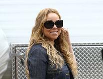 Mariah Carey, din ce în ce mai grasă