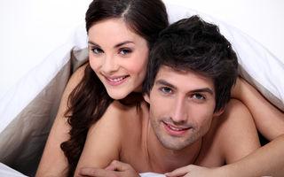 Sex. 5 poziţii perfecte pentru serile ploioase petrecute în casă