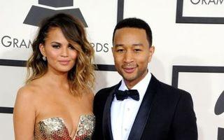 John Legend și Chrissy Teigen vor avea un copil