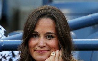 Pippa Middleton s-a despărțit de iubitul ei