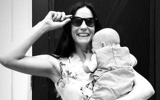 Mama şi copilul: Liv Tyler, imagine emoţionantă cu fiul ei