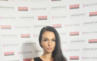 Kim Kardashian in Romania !