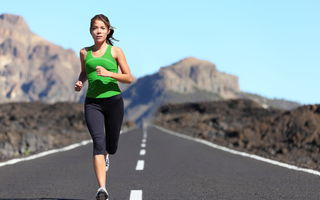 Alergarea, un sport la modă. Câţi români îl practică?
