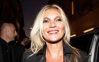 """Kate Moss, relaţie """"foarte intensă"""" cu noul ei iubit, contele Nikolai Von Bismarck"""