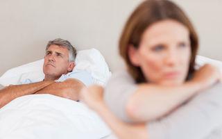 Sex. Ce trebuie să ştii când faci dragoste cu un bărbat de 50 de ani