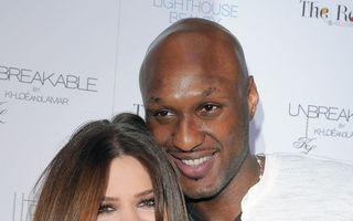 Khloe Kardashian s-a despărţit de iubit pentru a fi alături de soţul ei