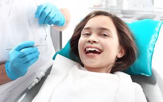 Sănătate. Prima vizită a copilului la dentist. Când trebuie făcută?