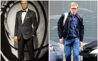 Agentul 007, de nerecunoscut: James Bond arată ca un bunic