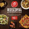 """""""Detastaturizarea"""": Pizza Hut te invită să redescoperi bucuria meselor în oraș"""