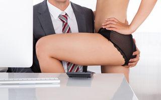 Sex. Kamasutra la birou: 5 poziţii care aprind pasiunea