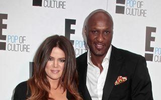 Khloe Kardashian pune piciorul în prag: Divorţează dacă Lamar calcă iar strâmb!
