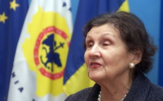 Mitzura Arghezi a murit