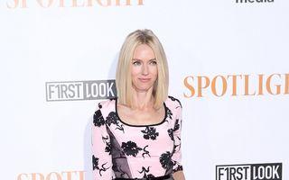 Care e secretul ei? Naomi Watts arată incredibil de tânără la 47 de ani