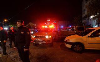 Incendiul din Colectiv: S-a început urmărirea penală in rem, pentru ucidere din culpă. Organizatorul spectacolului, audiat la Poliţie