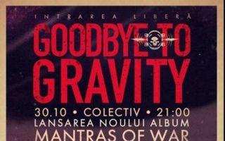 Goodbye to Gravity. Ultimele momente înainte de începerea tragediei - VIDEO