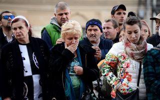 România arsă de durere. Mărturiile unei suferinţe colective!