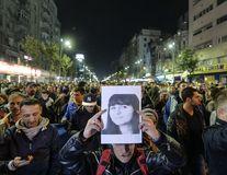 Protestul după Colectiv: Mii de oameni au manifestat în Capitală și în țară