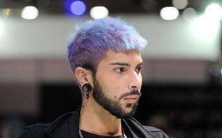 Cristi Pascu – in 2016 va fi la moda ca barbatii sa isi coloreze parul si sa aiba tunsori neo-punk
