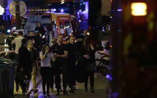 Teroare la Paris: Cele mai grave atentate din istoria Franţei, soldate cu 129 de morţi şi 352 de răniţi!