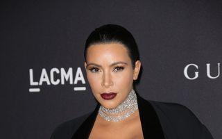 Kim Kardashian s-a îngraşat 23 de kilograme