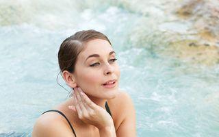 Sănătate. Ai probleme de piele? 5 beneficii ale curei cu ape termale