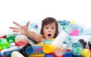 Ce trebuie să ştii despre sticlele de plastic. Pericolele pe care să le eviţi