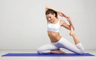 Sport: Cât de mult trebuie să practici yoga pentru a vedea rezultatele