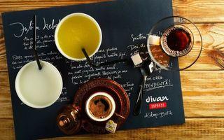 Cafeaua turcească a intrat în patrimoniu UNESCO cu standard universal de servire