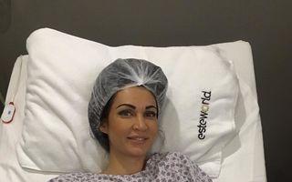 Nicoleta Luciu şi-a micşorat sânii. S-a operat în Turcia