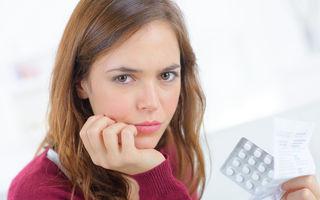 Sănătate. Ce analiză trebuie să faci înainte de a lua anticoncepţionale
