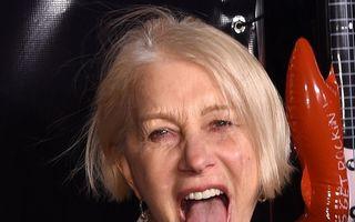 Rockeriţă la 70 de ani: Helen Mirren, senzaţia serii pe Broadway