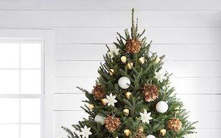 Casa ta. Cum să împodobeşti cu stil bradul de Crăciun. 20 de imagini care te inspiră