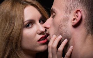 Sex. 5 poziţii obraznice pe care iubitul tău abia aşteaptă să i le propui