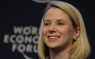 Marissa Mayer, şefa de la Yahoo!, a născut gemene
