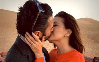Eva Longoria s-a logodit