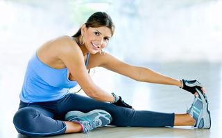 Slăbeşte rapid. 5 exerciţii care alungă grăsimea. Apucă-te de ele!